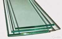 стекло прозрачное 6-10мм